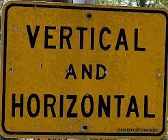 Vertical and Horizontal Faith