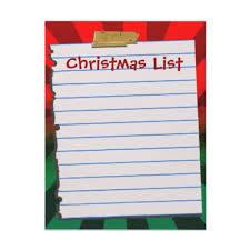 Herod's Christmas List