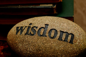 I need wisdom!