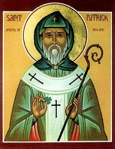 St. Patrick and Battlezone Earth