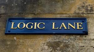 Logical or THEO-logical