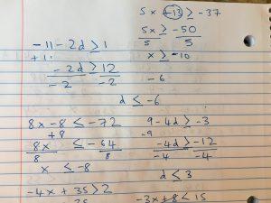 The Joy of Algebra